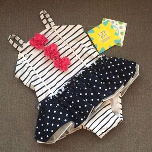 BRAND NEW Bathing Suit for Baby Girls